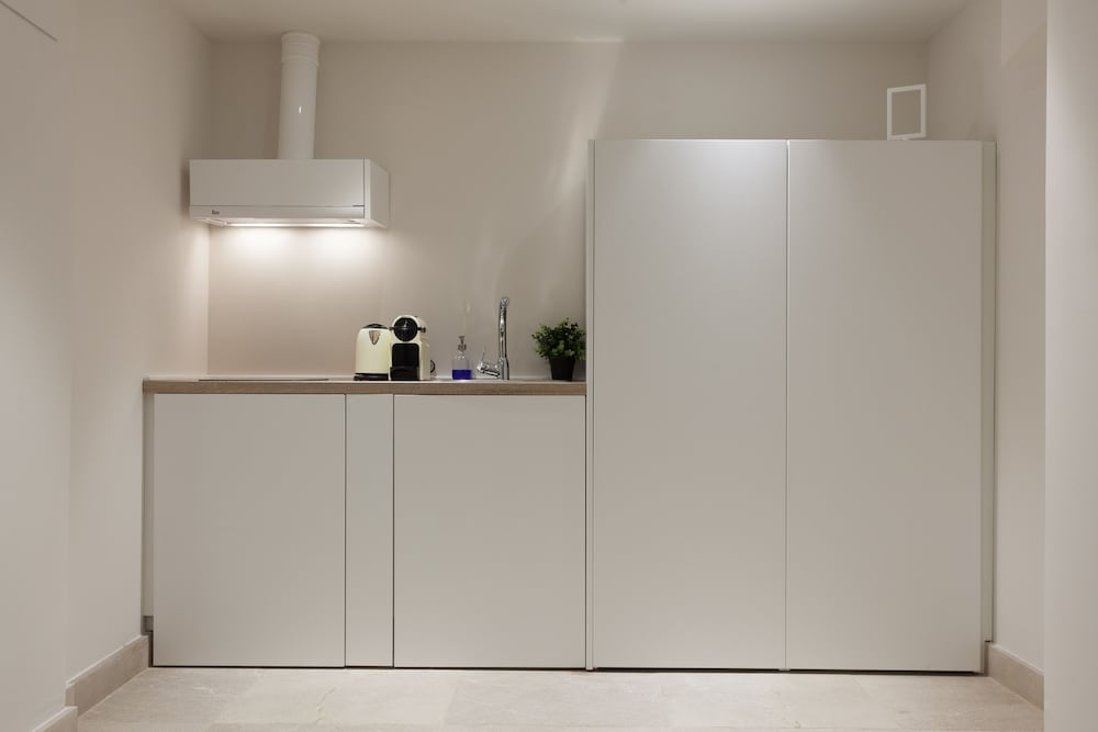 Private Kitchenette, Can Savella Apartments