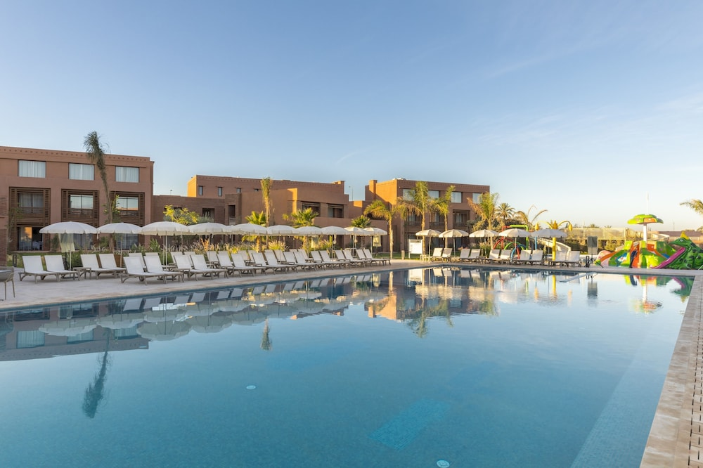 Outdoor Pool, Be Live Experience Marrakech Palmeraie - All Inclusive