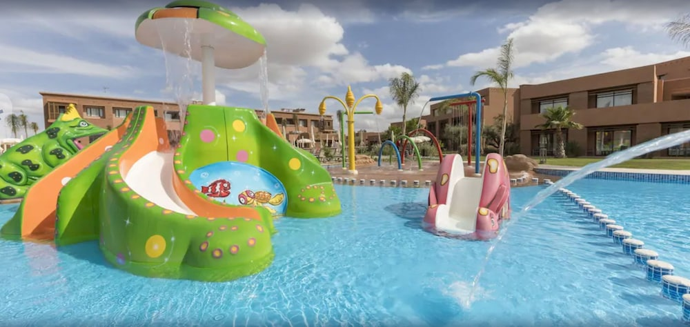 Children's Play Area - Outdoor, Be Live Experience Marrakech Palmeraie - All Inclusive