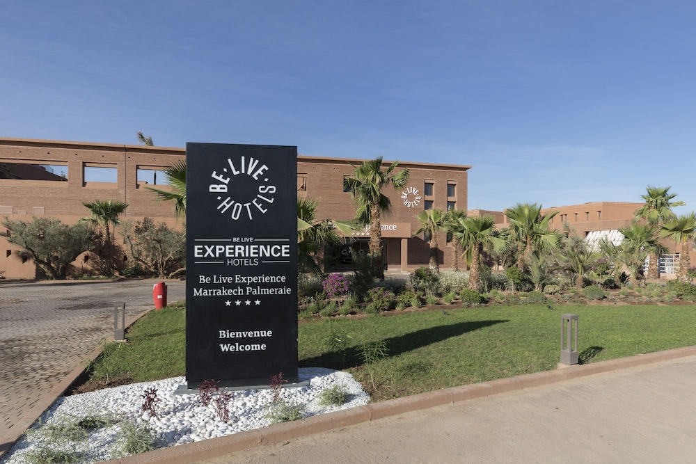 Front of Property, Be Live Experience Marrakech Palmeraie - All Inclusive