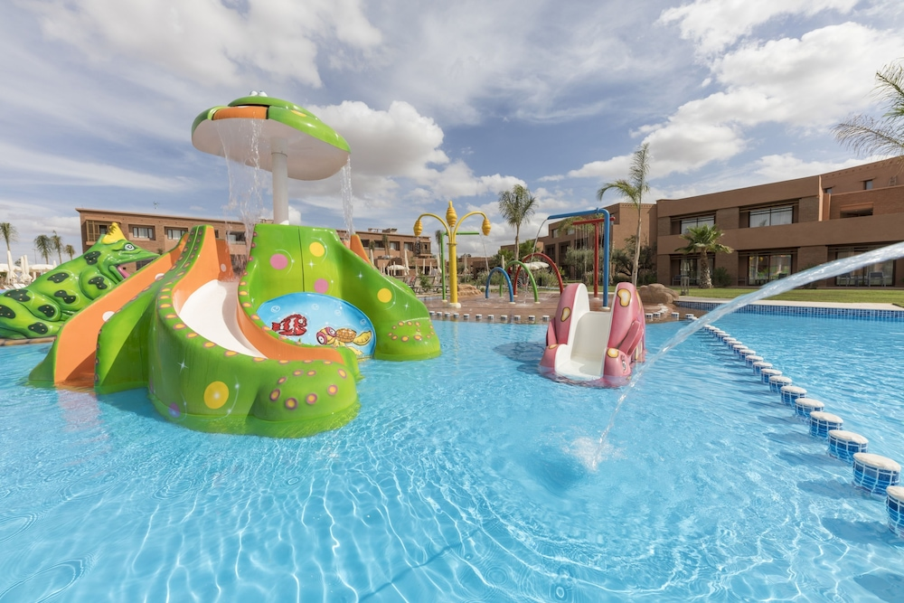Children's Pool, Be Live Experience Marrakech Palmeraie - All Inclusive