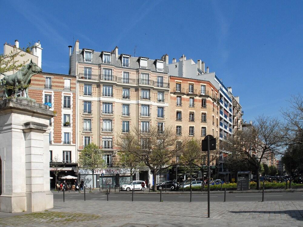 Appart 39 tourisme paris porte de versailles paris fra for Appart hotel 75015