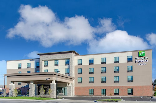 Check Expedia for Availability of Holiday Inn Express & Suites Atchison