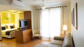 1 bedroom, minibar, in-room safe, iron/ironing board