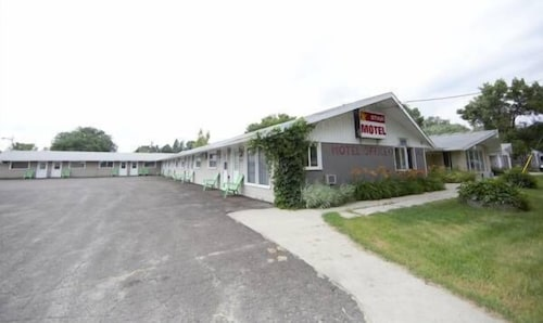 Front of Property, STAR MOTEL