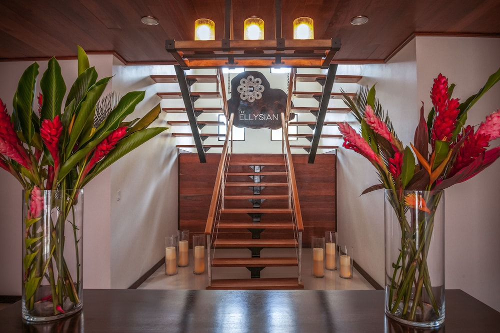 Staircase, The Ellysian Boutique Hotel