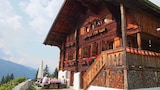 Ski-in ski-out fully catered Chalet - Lenk Hotels