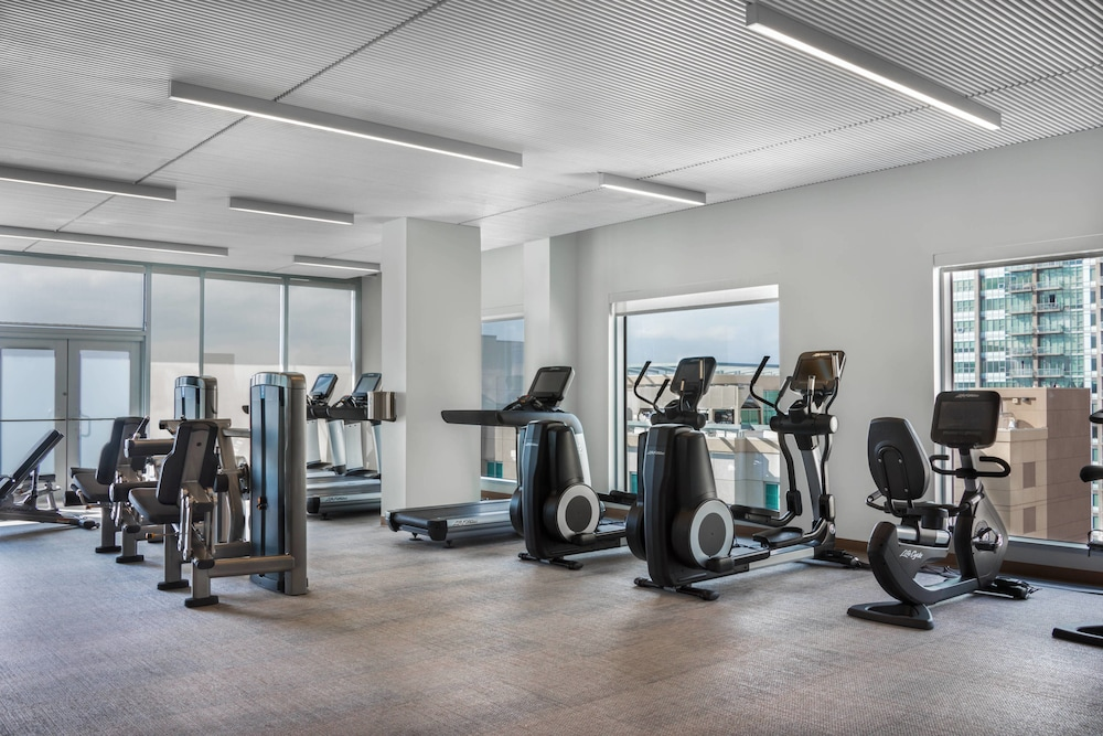 Fitness Facility, AC Hotel by Marriott Denver Downtown