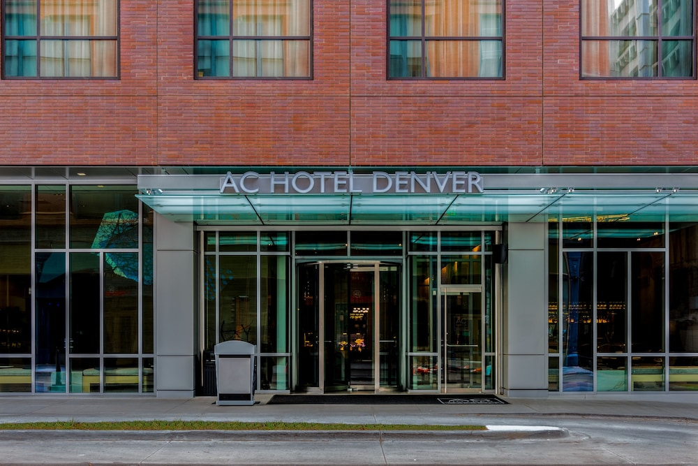 Property Entrance, AC Hotel by Marriott Denver Downtown