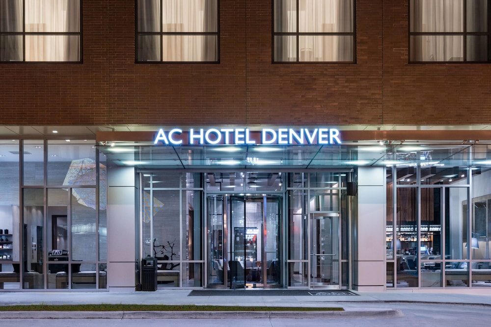 Exterior, AC Hotel by Marriott Denver Downtown