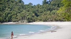 Beach nearby, beach towels, beach massages