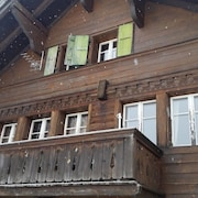 Cosy authentic Chalet in Gsteig