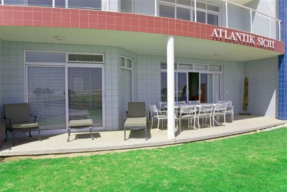 Balcony, Atlantik Sicht Sef Catering apartment Self catering