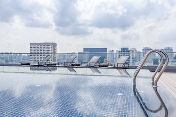 シンガポールで子連れにおすすめのプール付きホテル