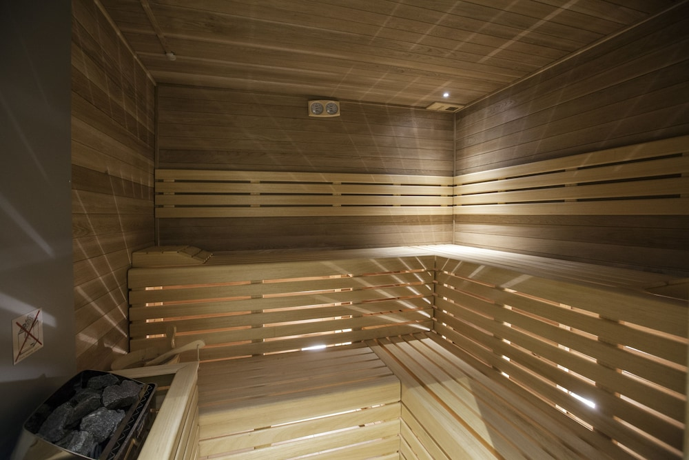 Sauna, Delta Resort Apartments