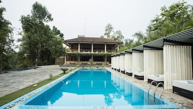 Kasara Resort - Chitwan National Park