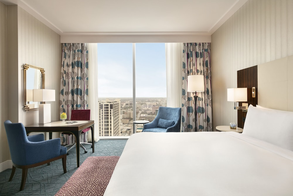 View from Room, Fairmont Austin