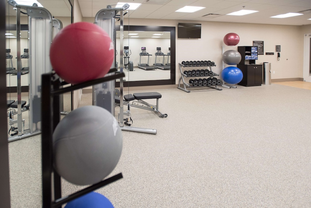 Fitness Facility, Homewood Suites By Hilton Paducah