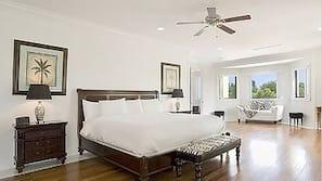 9 bedrooms, desk, iron/ironing board, free WiFi