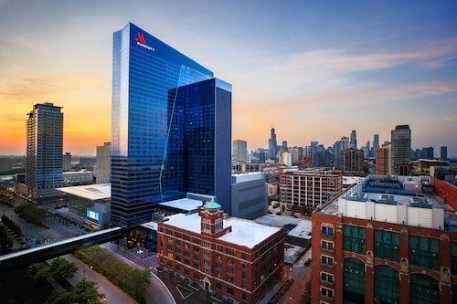 Great Place to stay Marriott Marquis Chicago near Chicago