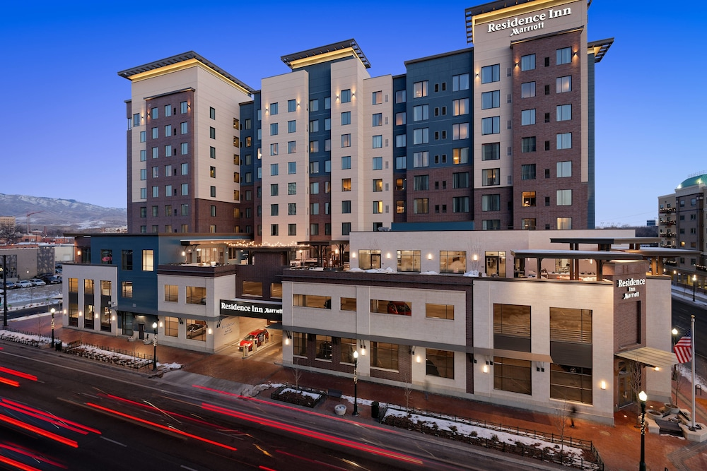 Residence Inn By Marriott Boise Downtown City Center In