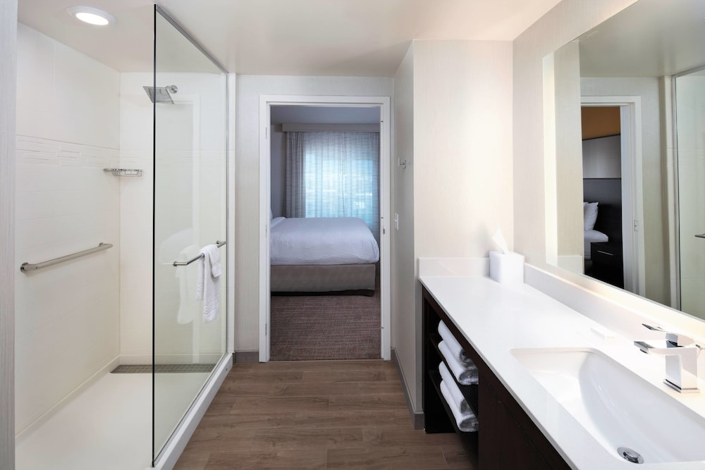 Bathroom, Residence Inn by Marriott San Jose Cupertino
