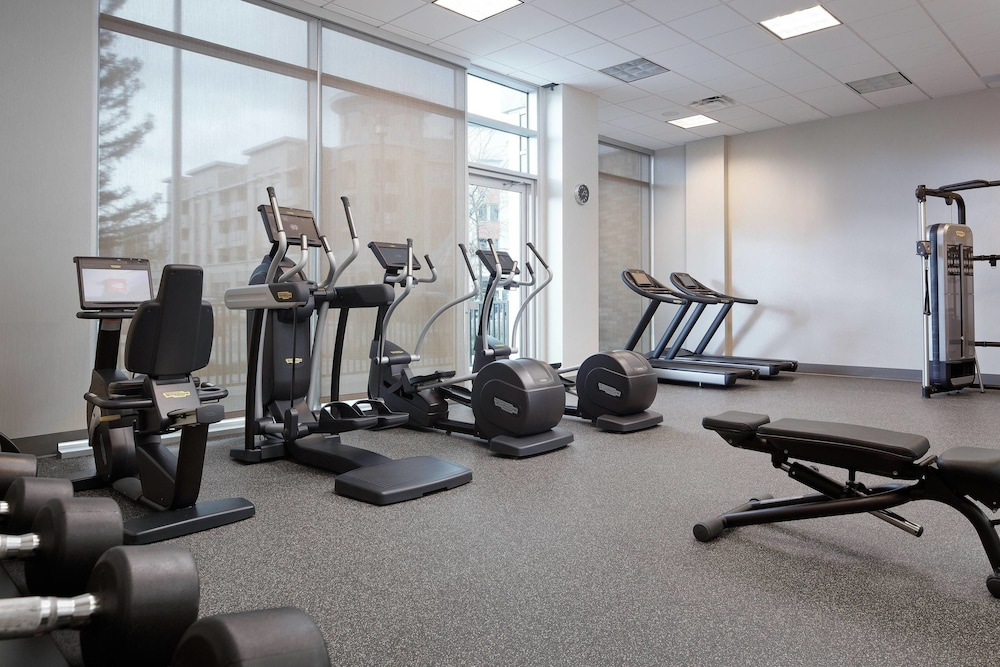 Fitness Facility, Residence Inn by Marriott San Jose Cupertino