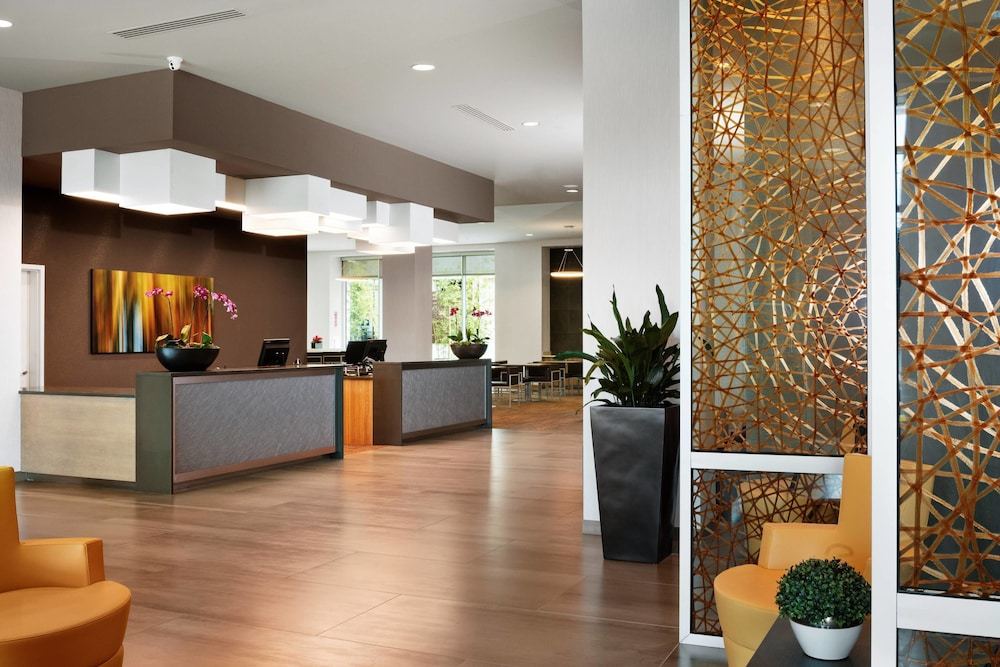 Lobby, Residence Inn by Marriott San Jose Cupertino