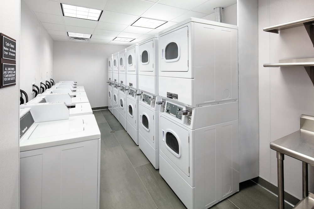 Laundry, Residence Inn by Marriott San Jose Cupertino