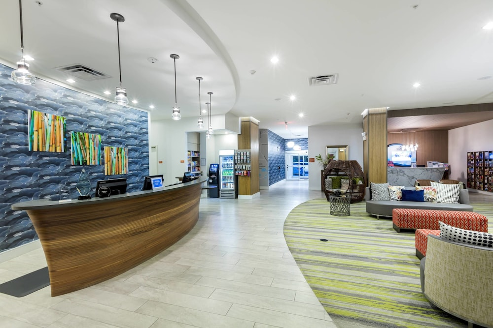 Lobby, TownePlace Suites by Marriott Orlando at SeaWorld