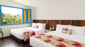 1 bedroom, minibar, in-room safe, iron/ironing board