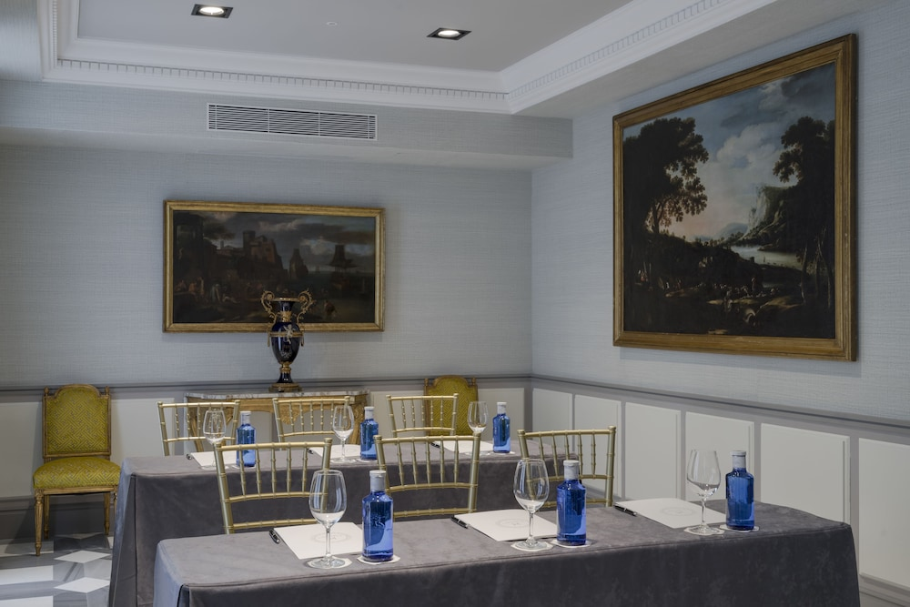 Meeting Facility, Relais & Châteaux Heritage Madrid