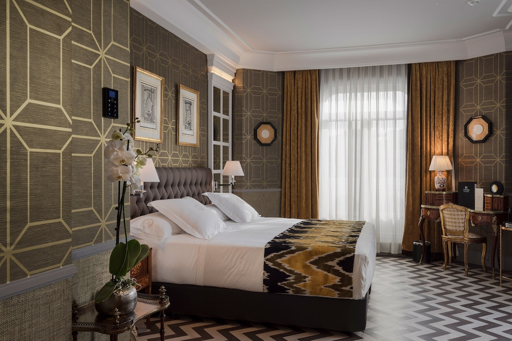 Room, Relais & Châteaux Heritage Madrid