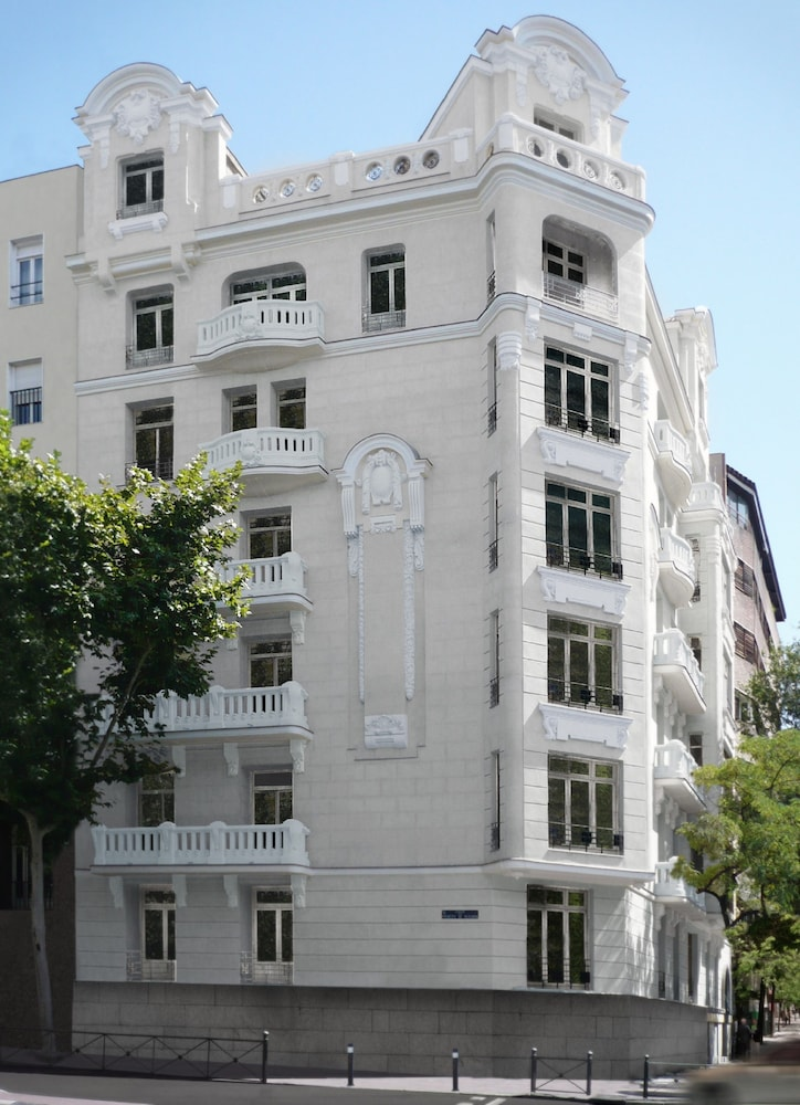 Front of Property, Relais & Châteaux Heritage Madrid