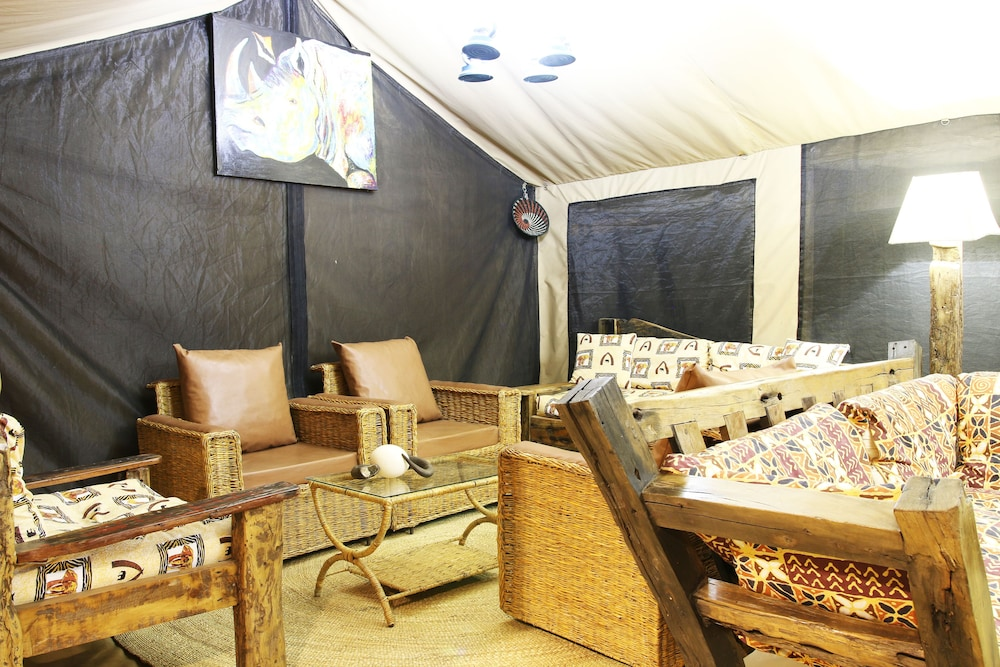 Lounge, Mawe Luxury Tented Camp
