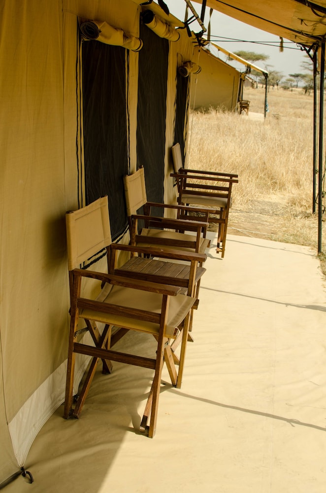 Porch, Mawe Luxury Tented Camp
