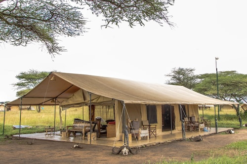 Mawe Luxury Tented Camp