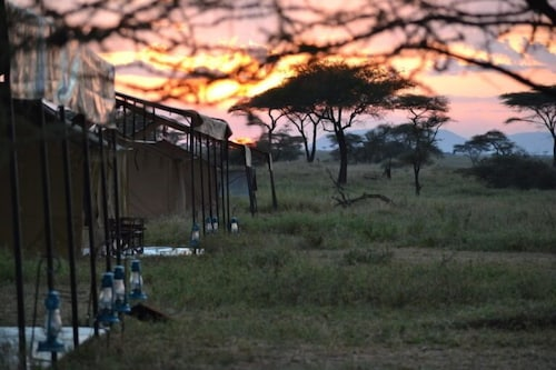 Property Grounds, Mawe Luxury Tented Camp