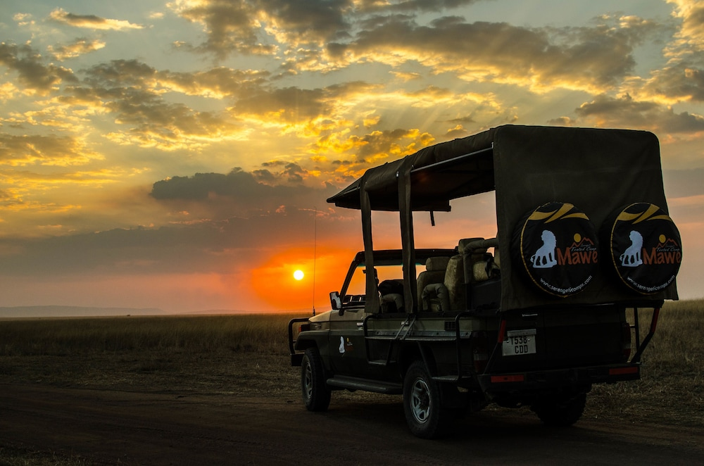 Safari, Mawe Luxury Tented Camp