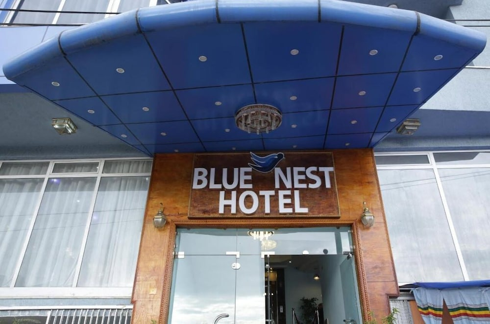 Front of Property, Blue Nest Hotel