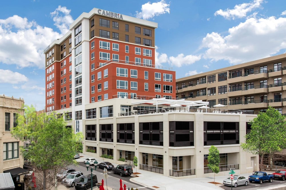 Cambria Hotel Downtown Asheville In Rates Reviews On Orbitz