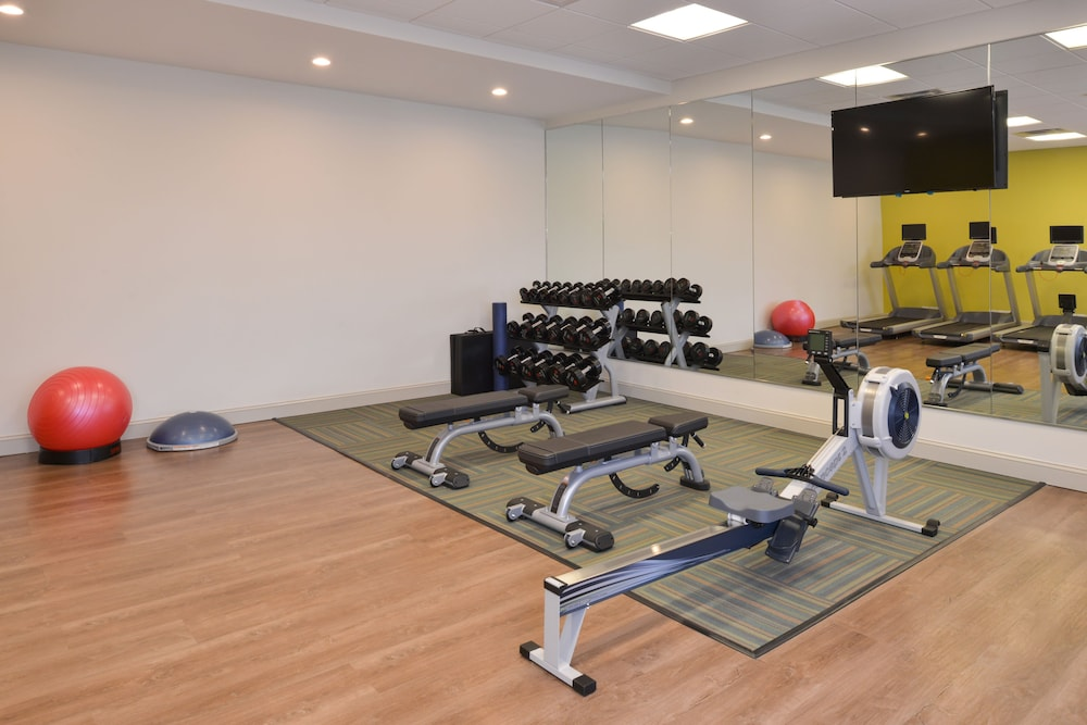 Fitness Facility, Holiday Inn Express Spring Hill