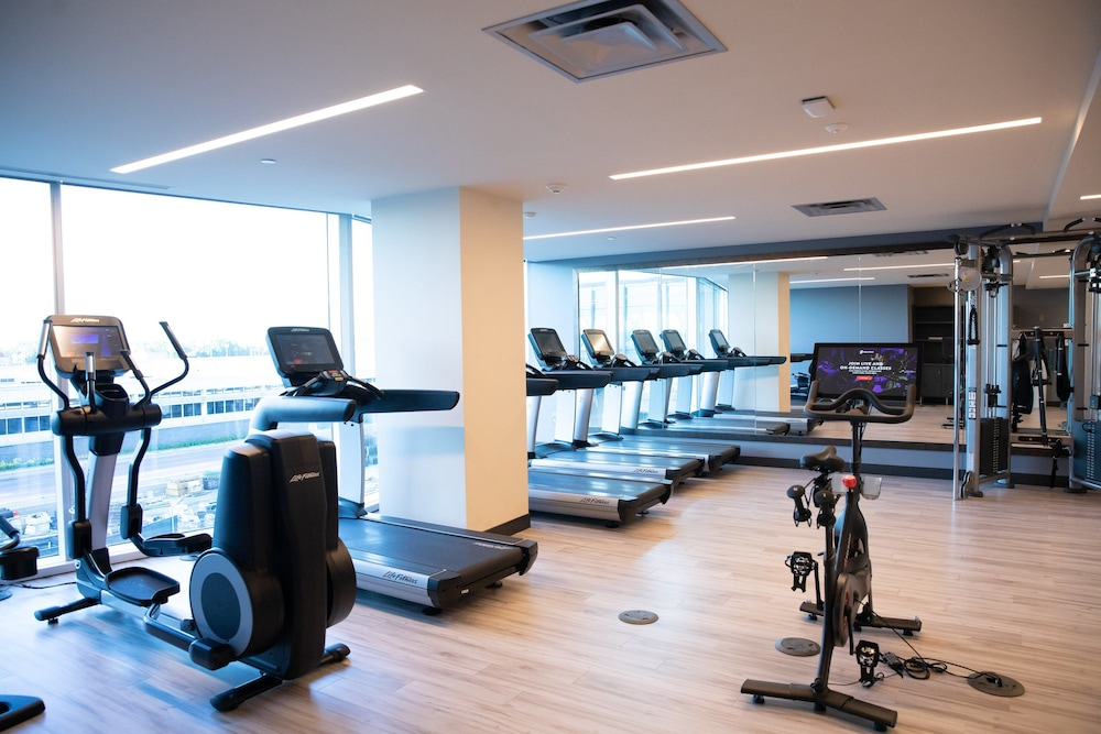 Fitness Facility, InterContinental Minneapolis - St. Paul Airport, an IHG Hotel