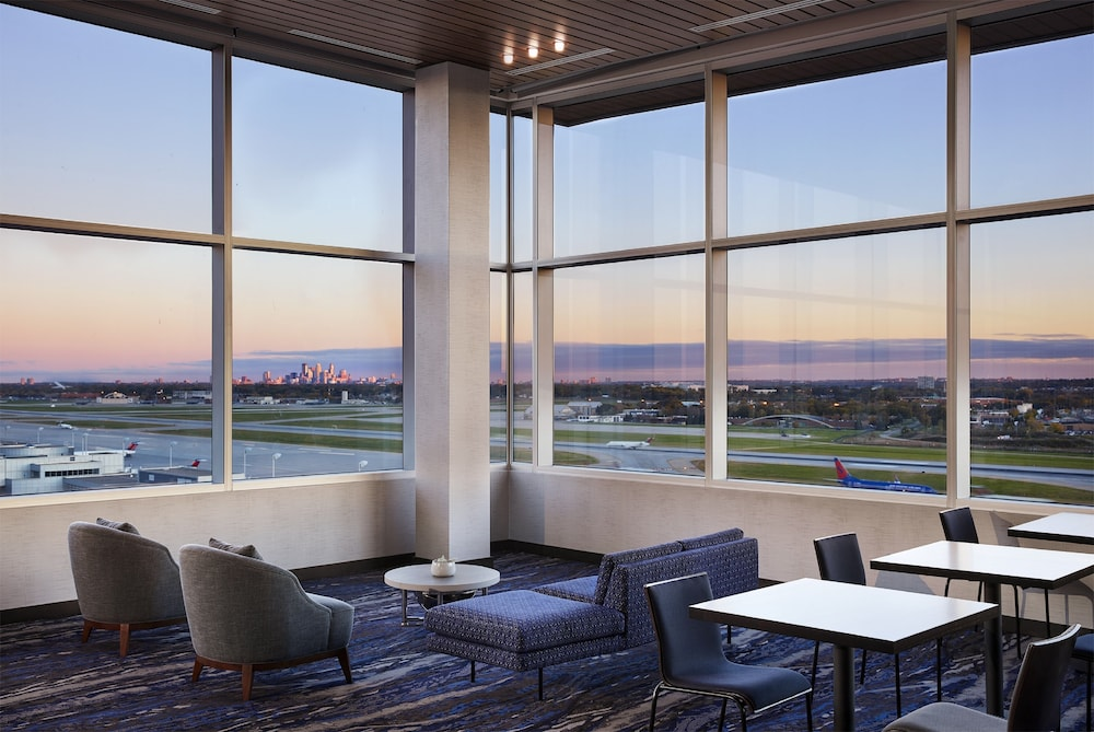 Interior, InterContinental Minneapolis - St. Paul Airport, an IHG Hotel