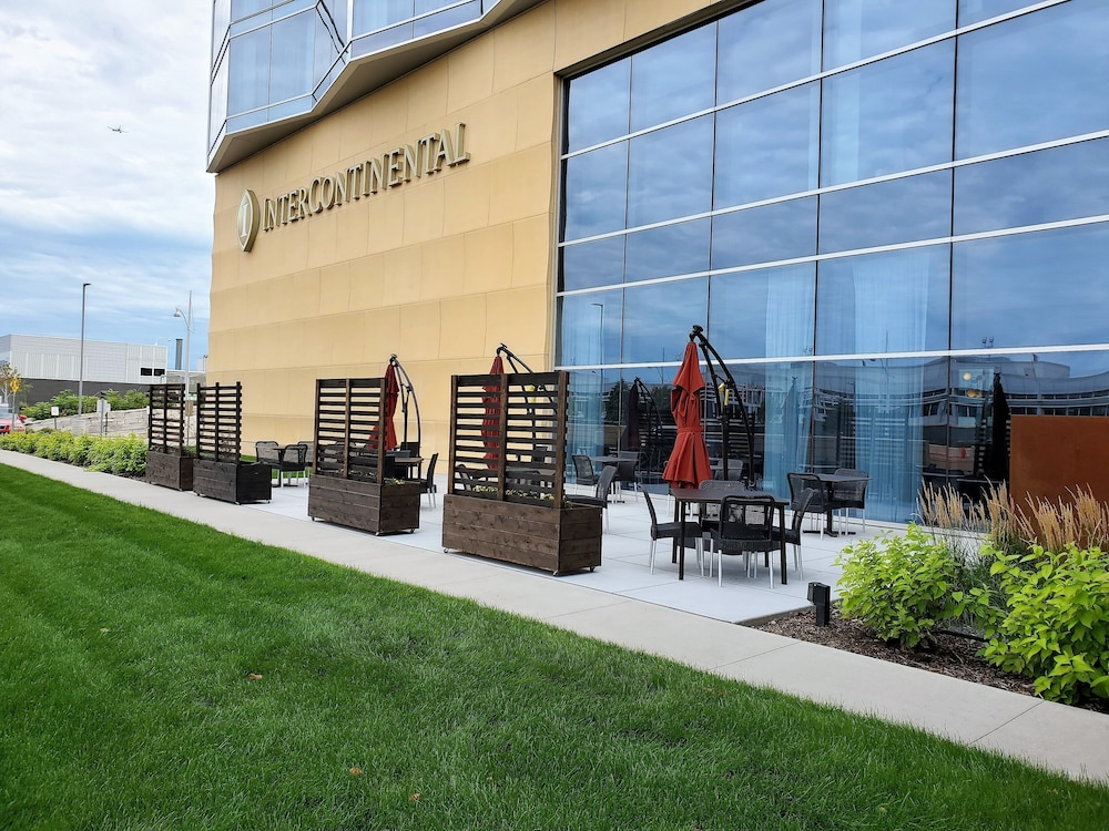 Terrace/Patio, InterContinental Minneapolis - St. Paul Airport, an IHG Hotel