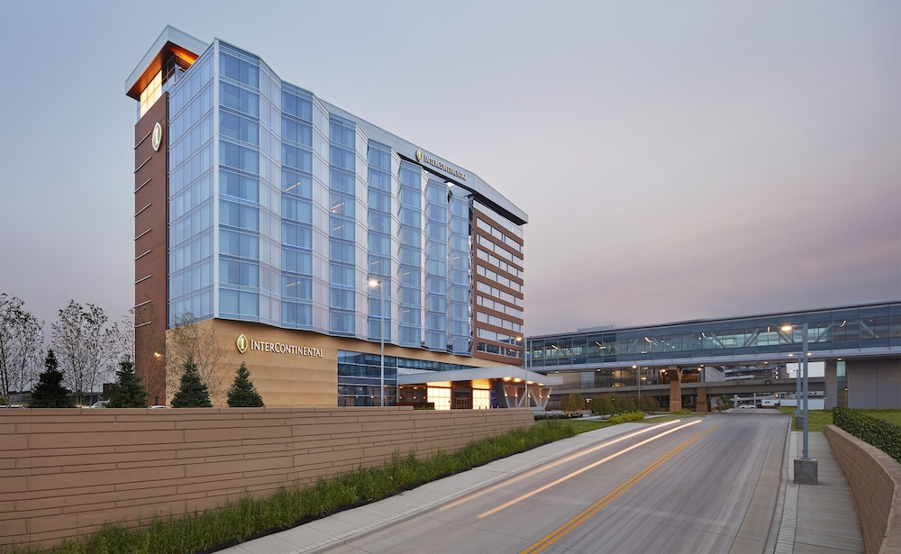 Exterior, InterContinental Minneapolis - St. Paul Airport, an IHG Hotel