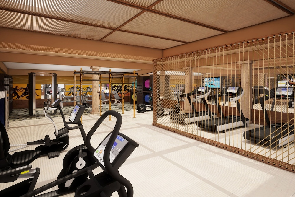Gym, Residence by Krystal Grand All Inclusive
