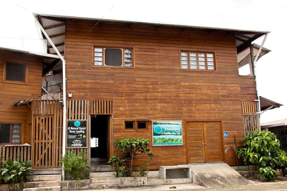 Front of Property, AL NATURAL RESORT