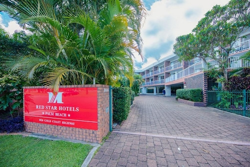 Red Star Hotels Palm Beach