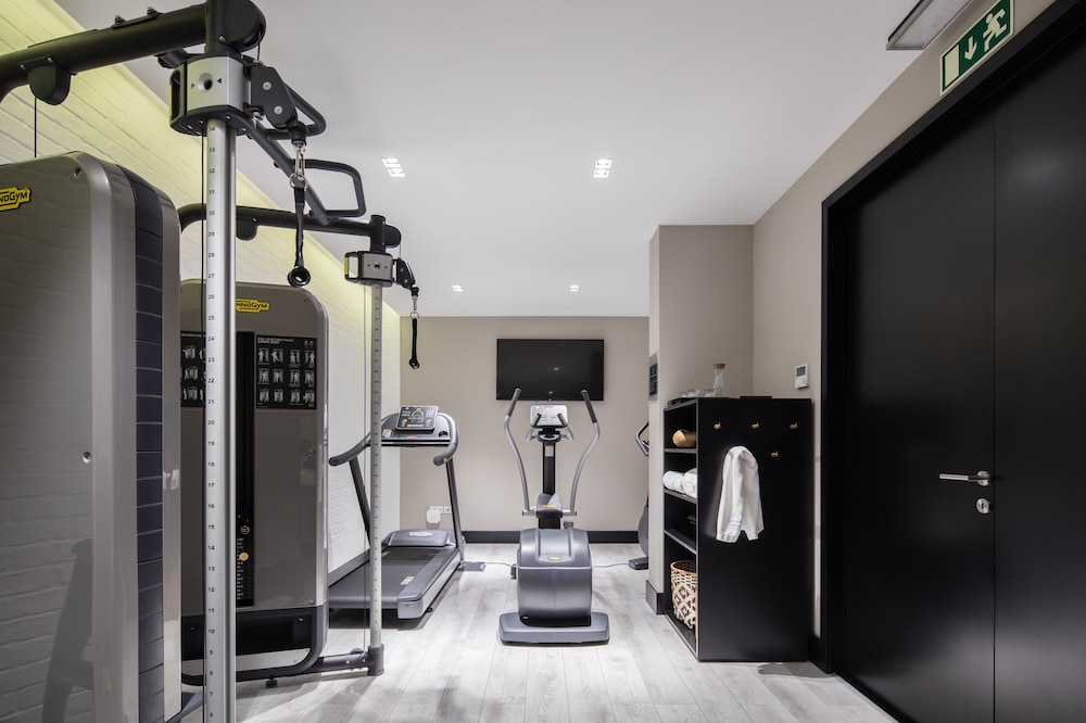 Fitness Facility, The Lumiares Hotel & Spa - Small Luxury Hotels Of The World